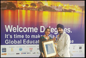 Global Education Award 2018